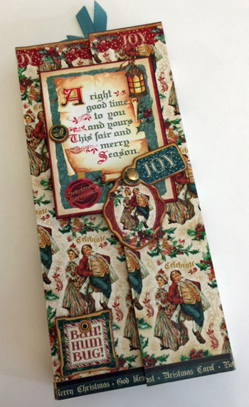 A Christmas Carol mini album