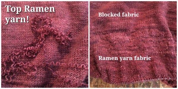 James Knit Sweater reknit