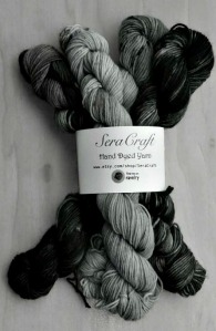grab bag mini-skein