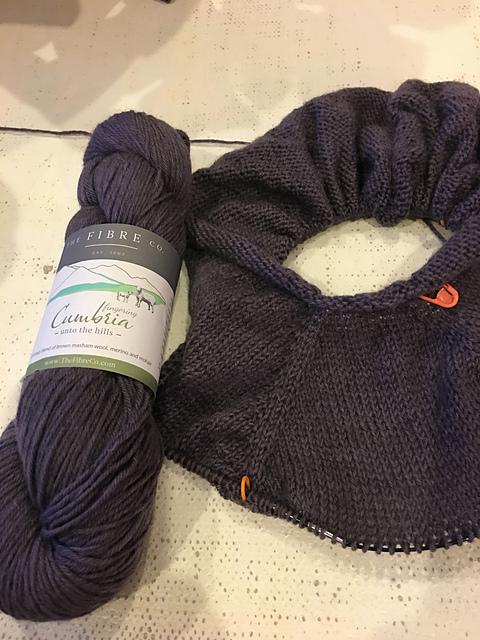 O'Keeffe Sweater knitting pattern